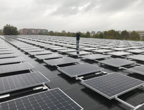 Realizzazione di nuovo impianto fotovoltaico a tetto con particolare ancoraggio