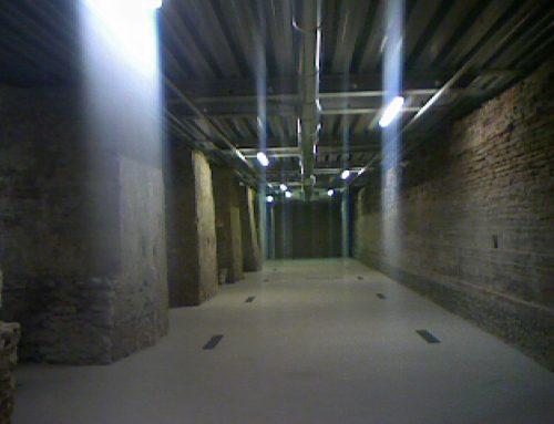 Illuminazione interna di Palazzo Madama, Torino