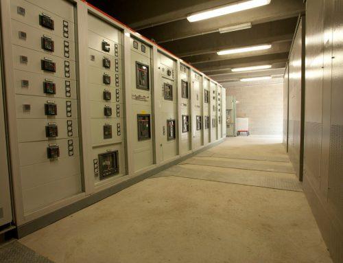 Realizzazione di quadri elettrici di distribuzione del Presidio Ospedaliero nel Comune di Chivasso